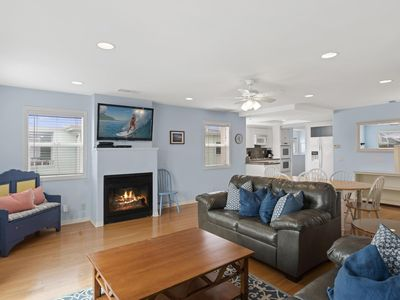 Photo for Plenty of Space for Everyone! Upstairs Ocean View Condo - Sleeps 10!
