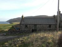 Lovely, old fashioned, quirky cottage on the beautiful North Coast of Scotland