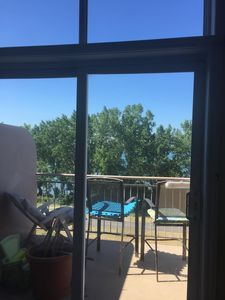 Photo for Water Front 2BDR Montreal Condo 13 Min Airport 8 Min Downtown Montreal