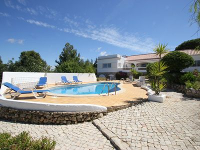 Photo for Lovely property in Quinta da Saudade with views over Vale de Parra to the sea