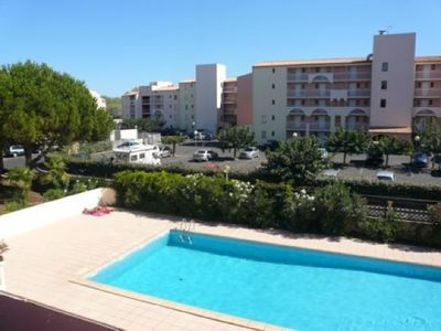 Photo for T2, 6 people, LES JARDINS DU CAP residence