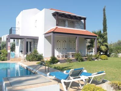 Photo for Luxury villa, modern spacious with private pool