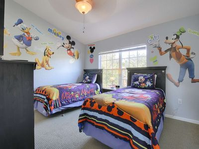 Photo for Disney On Budget - Windsor Hills Resort - Welcome To Contemporary 3 Beds 3 Baths  Pool Villa - 3 Miles To Disney