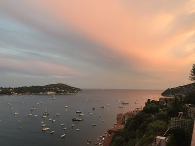 Photo for Perfect coastal holiday between Nice & Monaco with panoramic sea view