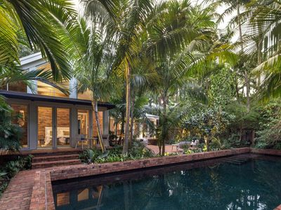 Photo for ~ The Ficus House ~ Award Winning Modern Luxury Home w/ Private Pool