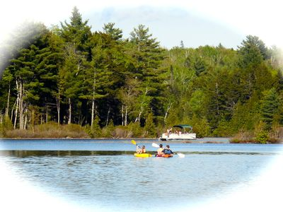 Photo for 3BR Cottage Vacation Rental in Strong, Maine