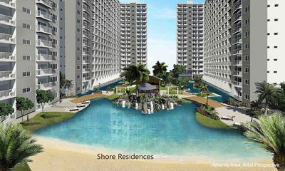 Photo for 1 Bedroom Fully Furnished Condo Across MOA - Shore Residences Bldg B, Unit 1246