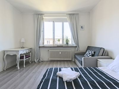 Photo for Baranova Žižkov Flora Apartment + local tips!