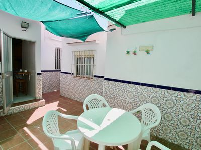 Photo for DELTA - 3BR Apartment with Patio and BBQ in Fuengirola Centre, 5 mins walk to the Beach