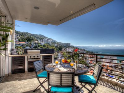 Photo for Signature 406 2BD Condo for rent in Old Town, Puerto vallarta