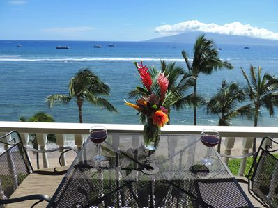 Absolutely Incredible Views - You'll Want to Spend the Whole Day on the Lanai!