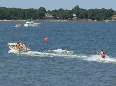 Water Ski on the Bay