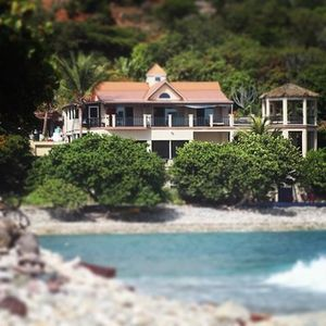 Photo for Beachfront Suite at Quiet Friis Bay