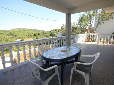 Photo for Two bedroom apartment with terrace Rukavac, Vis (A-8836-a)