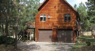 Photo for Secluded Montana Home and Horse Property