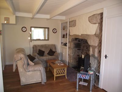 Photo for Cosy south-facing,pet-friendly,cottage,well placed for exploring West Cornwall