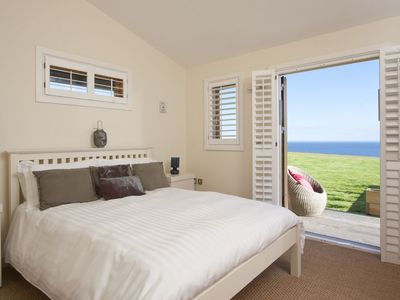 Photo for Beautiful holiday home, just a walk away from Talland beach...