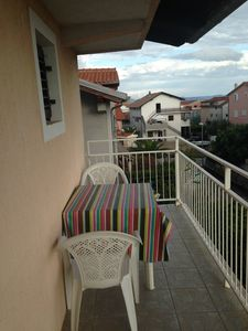 Photo for Apartment in the center of Vodice with Air conditioning, Parking, Terrace (319896)