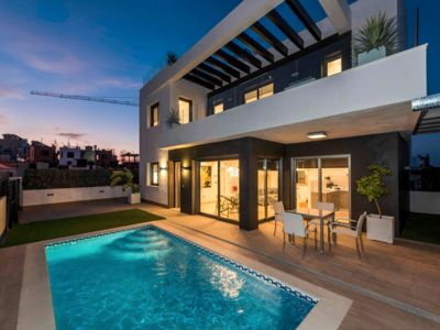 Photo for Villa for up to 6 people with swimming pool in Orihuela Costa