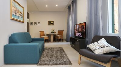 Photo for Delux apartment Dvor ****