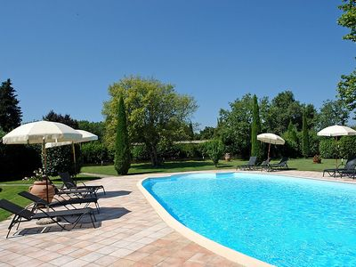 Photo for House in Castellina in Chianti with Parking, Internet, Washing machine, Pool (117147)