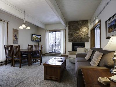 Photo for CA310 by Mountain Resorts: Updated Condo with Pool & Hot Tub!