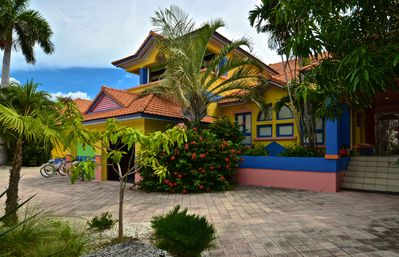 Photo for KEY WEST WATERFRONT HOUSE WITH 8 to 10 Bedrooms (2 optional)