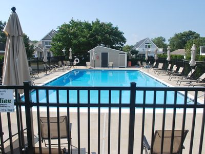 Photo for Rehoboth Townhouse with Pool! 3 Blocks to Beach! (NEXT TO VRBO LISTING #309410)