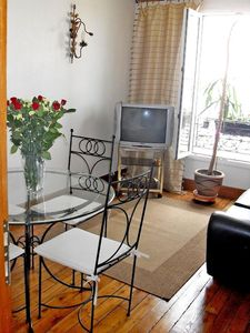 Photo for Apartment in Paris with Internet, Air conditioning, Washing machine (373447)