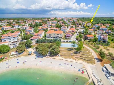 Photo for Apartments Ana, (14756), Pješčana uvala, Pula riviera, Croatia