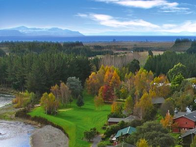 Photo for Tongariro Lodge Villa