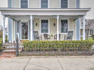 Photo for Downtown Greenport Apt w/Porch Near Shelter Island