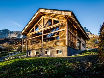 Photo for CHALET LUX DESIGN FACING MONT-BLANC