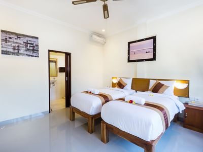 Photo for Seaweed Guesthouse Double or Twin Bed