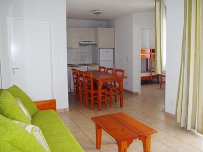 Photo for Résidence Goélia Le Cordouan *** - 3 Rooms 6 People Road Side