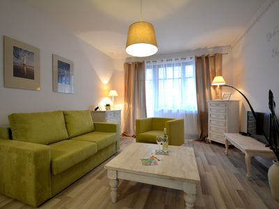 Photo for Apartment by the sea, holiday on the island of Usedom, Apartment Ambria V