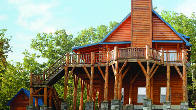 Photo for 4BR Cabin Vacation Rental in Black Mountain, North Carolina