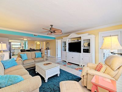 Photo for On beach,Beach View, 2019 remodel, beautiful condo