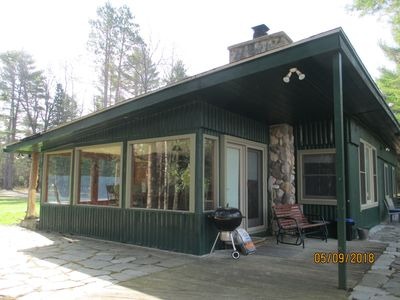 Photo for *Fall rates* Manistee River retreat! This is a Northern Mi. gem, come stay w/ us
