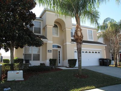 Photo for Near Disney, 6 Bedrooms, Private Pool/Spa, Game Room, Resort Amenities!!