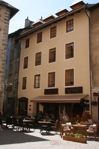 Photo for Self Catered apartment in the historic old town of Briancon