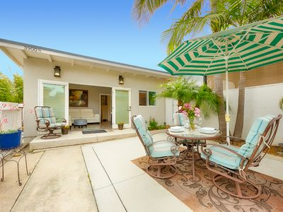 Photo for 35% OFF JUN - Beach Casita w/ Outdoor Living Space + Walk to All