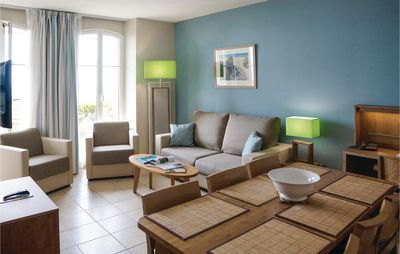 Photo for 1BR Apartment Vacation Rental in Saint-Malo