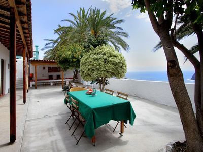 Photo for Holiday house with stunning views and large terrace