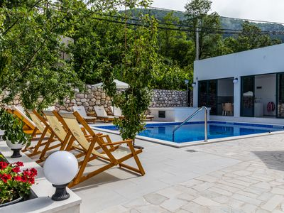Photo for Getaway Villa Alt Braic With Swimming Pool and Sea View
