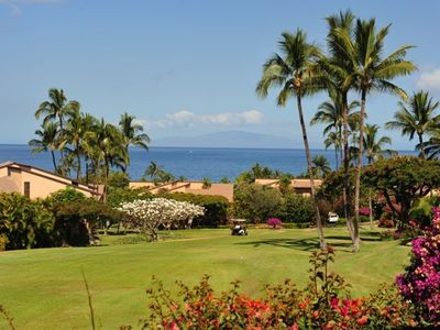 Expansive ocean & greenbelt views from the lanai & nearly every window