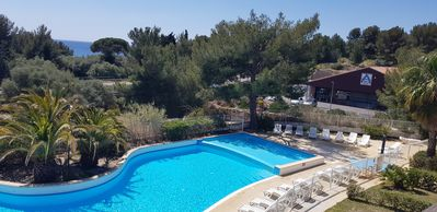 Photo for Apartment 40m² - sleeps 6 - pool