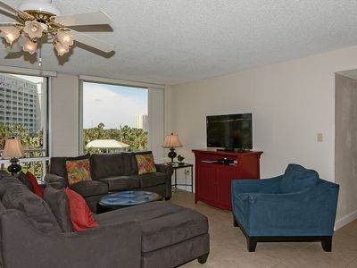 Photo for Shoreline Towers 3036 - 3 Bdrm/2 Bath Beachfront Vacation Rental - Charming!!