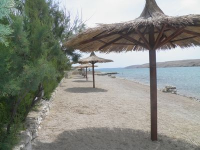 Photo for Island Pag seafront