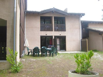 Photo for Residence la sauvagine: Studio at 300m from the lake and shops, ocean at 3km